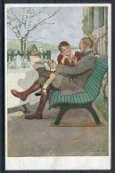 1917 Germany Feldpost Wohlfahrts B.W. Patriotic Postkarte - Patriotic
