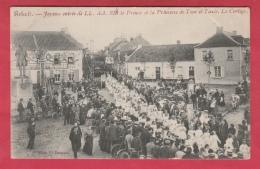Beloeil - Joyeuse Entrée Du Prince Et Princesse De Tour Et Taxis - Le Cortège - 1907 ( Voir Verso ) - Beloeil