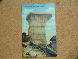 Carte Postale Ancienne USA North Dakota Badlands Nature's Pulpit - Autres