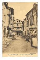 PARTHENAY  (cpa 79) La Basse-Ville Avant 1889 -   - L 1 - Parthenay