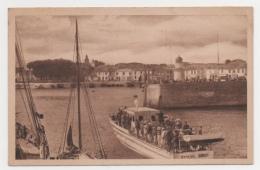 85 VENDEE - ILE D YEU L'entrée Du Port - Ile D'Yeu