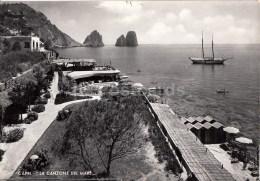 Capri  - La Canzone Del Mare - 22226 - Italy - Italia - Unused - Napoli (Naples)