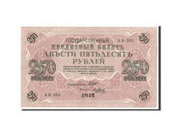 Russie, 250 Rubles, 1917, KM:36, Undated, TTB+ - Russie