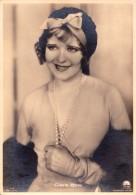 SEXY / PIN-UP : CINÉMA ANCIEN : CLARA BOW - CARTE VRAIE PHOTO ~ 1920 -´30 - ROSS LUXUSKLASSE (u-720) - Schauspieler