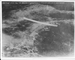 Aisne 04/06/1917 Craonne Vauclerc Chemin Des Dames Plateau De Californie Tranchée Du Balcon Sapinières 1vue Aérienne Ww1 - War, Military