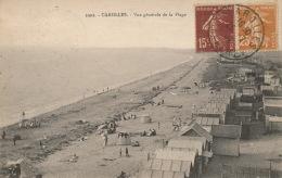 CAROLLES - Vue Générale De La Plage - Autres Communes