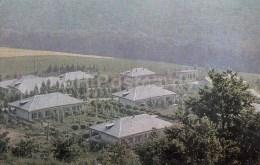 Village Of Peresecheno . The Pioneer Camp - 1966 - Moldova USSR - Unused - Moldavie