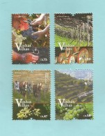 Portugal 2016 , Vinas - Vino - Wein - Stamps - Postfrisch / MNH / (**) - Unused Stamps