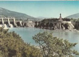 Georgia´s First Hydropower Station Built In 1927 - Georgia USSR - Unused - Géorgie