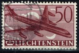 Liechtenstein - 1960 - Y&T Poste Aérienne N° 36, Oblitéré - Air Post