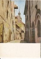 A Street In Old Riga - Old Town - Riga - Latvia USSR - Unused - Lettonie