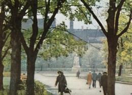The Communard Square - Riga - Latvia USSR - Unused - Lettonie