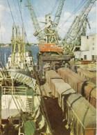 Harbour - Ship - Crane - Riga - Latvia USSR - Unused - Lettonie