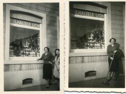 Hélécine Magasin Delhaize 1950 - Photos