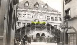 ANCIENNE PHOTO 1913 VINTAGE PHOTO OUDE FOTO BE BERNE BERN SUISSE SWITZERLAND HELVETIA - Lieux