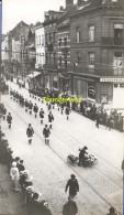 ANCIENNE PHOTO 1913 VINTAGE PHOTO OUDE FOTO BRUXELLES - Lieux