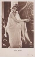 SEXY / PIN-UP : CINÉMA ANCIEN : MARIA CORDA - CARTE VRAIE PHOTO ~ 1920 -´30 - IRIS VERLAG (u-726) - Acteurs