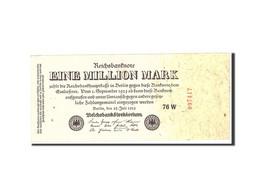 Allemagne, 1 Million Mark, 1923, KM:94, 1923-07-25, TTB - [ 3] 1918-1933 : Weimar Republic