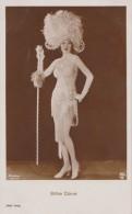 SEXY / PIN-UP : CINÉMA ANCIEN : BILLIE DOVE - CARTE VRAIE PHOTO ~ 1920 -´30 - ROSS VERLAG (u-730) - Schauspieler
