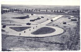 Cpsm Maroc ( Camp Du Maréchal Lyautey ) - Photo E. Blas - Maroc