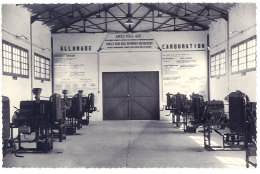 Cpsm Maroc ( Camp Du Maréchal Lyautey ) - Atelier De Mécanique, Moteurs, Allumage, Carburation - Photo E. Blas - Maroc