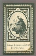 Doodsprentje ( A 974 ) Hoste / Maes  - Caneghem / Kanegem - Gotthem Gottem  -  1902 - Avvisi Di Necrologio