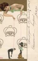 Femme Et Marionnettes - Kirchner, Raphael