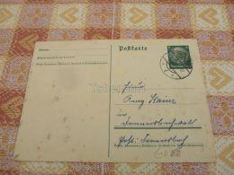 Germany Postkaart Postkarte Postcard - Alemania
