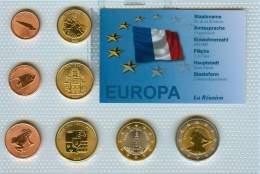 Kursmünzensatz La Reunion KMS Euro Probe Mit Zertifikat - Réunion