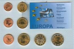 Kursmünzensatz Martinique KMS Euro Probe Mit Zertifikat - Colonies