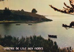 LEGENDE DE L'ILE AUX MOINES (dil261) - Ile Aux Moines