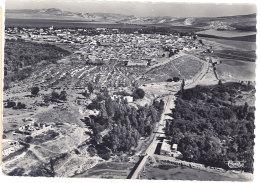 Cpa Maroc - Petitjean - Vue Panoramique Aérienne - Maroc