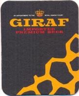 #D109-161 Viltje Giraf - Sous-bocks