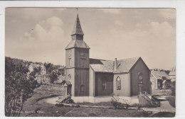 Tromsö - Sundets Kirke - Um 1935 - Noruega