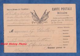 CPA - CHAUMONT ( Haute Marne )- Envoi Du Poilu André POULLAIN De Cherbourg Bléssé à L'Hopital 28 Franchise Militaire WW1 - Guerre 1914-18