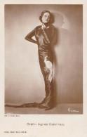 SEXY / PIN-UP : CINÉMA ANCIEN : GRÄFIN AGNES ESTERHAZY - CARTE VRAIE PHOTO ~ 1920 - ´30 - ROSS VERLAG (u-758) - Acteurs