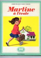 BD  MARTINE  à L'école 1974 - Martine