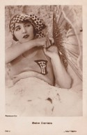 SEXY / PIN-UP : CINÉMA ANCIEN : BEBE DANIELS - CARTE VRAIE PHOTO ~ 1920 - ´30 - IRIS VERLAG (u-764) - Acteurs