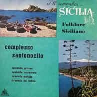 """Complesso Santonocito – I'll Remember Sicilia NM/NM 7"""" - Country & Folk"""