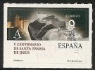 2015-ED. 4930 Efemérides. V Centenario Nacimiento Sta. Teresa De Avila-NUEVO - 2011-... Unused Stamps