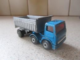 Matchbox, Semi-remorque Benne N°30, 1980 (AZ10) Made In England - Trucks, Buses & Construction