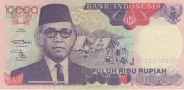 (B0443) INDONESIA, 1992 / 1994. 10000 Rupiah. P-131c. UNC - Indonésie
