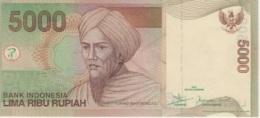 (B0456) INDONESIA, 2001 / 2006. 5000 Rupiah. P-142. UNC - Indonésie