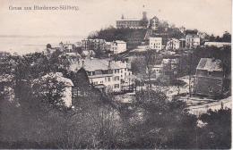 AK Hamburg - Blankenese - Süllberg - Feldpost - 1916 (24403) - Blankenese