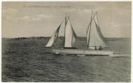 (29) 130, Carentec, NL 76, Vue Prise En Mer - Carantec