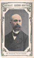 Chromo Guérin-Boutron - BECQUEREL, Savant Chimiste - Guerin Boutron
