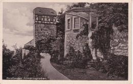 AK Nordhausen - Primariusgraben - Feldpost Res. Laz. Nordhausen - 1942 (24415) - Nordhausen