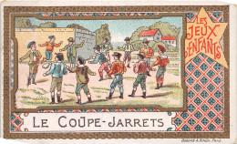 Chromo - Le Coupe-jarrets - Maison Grondard, Paris - Cioccolato