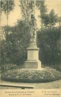 FAYT-lez-MANAGE - Maison De Retraites Pour Hommes - Statue De N.-D. Du Travail - Manage