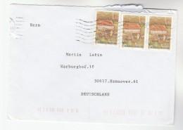 1997 CROATIA COVER Stamps 3x 1.40 Cakovek To Germany - Croatia